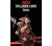 Dungeons & Dragons D&D Spellbook Cards - Druid (131 Cards)