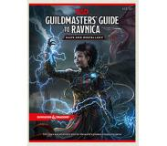 Wizards of the Coast D&D RPG - Guildmasters Guide to Ravnica RPG Maps and Miscellany