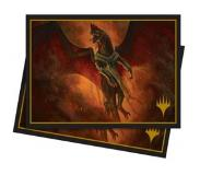 Ultra pro UP - Standard Deck Protector - Elder Dragons: Vaevictis Asmadi. the Dire for Magic (100 Sleeves)