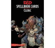 Dungeons & Dragons D&D Spellbook Cards - Cleric (153 Cards)