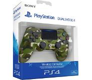 Sony PlayStation 4 Dualshock v2, Green Camo