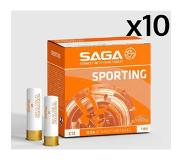 Saga Sporting 12/70 28g #7,5 250ptr 2,4mm, 430 m/s