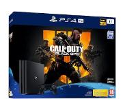 Sony Computer Entertainment 4 Pro 1 TB + Call of Duty: Black Ops 4