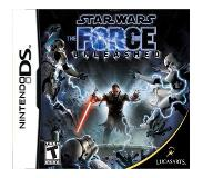 Lucasarts Star Wars: The Force Unleashed NDS
