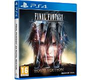 Square Enix Final Fantasy XV Royal Edition videopeli PlayStation 4 Perus+Add-on+DLC Monikielinen