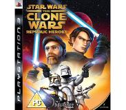Sony PS3: Star Wars - The Clone Wars: Republic Heroes