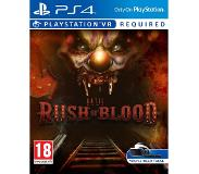 Sony Until Dawn - Rush of Blood (PS VR)