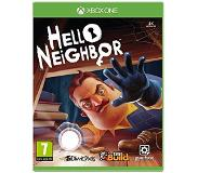 Games Hello Neighbor Xbox One