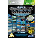 Microsoft Xbox 360: SEGA Mega Drive Ultimate Collection - Classics