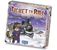 Asmodee Ticket to ride nordic contries