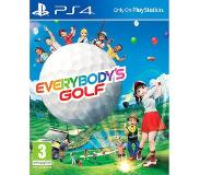 Nordisk film Everybody's Golf (PS4)