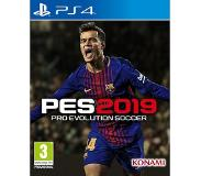Konami Pro Evolution Soccer 2019 (PS4)