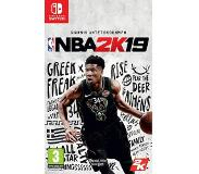 2K Sports NBA 2K19 (Switch)