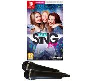 Koch Media Let's Sing 2019 - Mic Bundle (Switch)