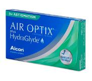 Alcon Air Optix plus HydraGlyde for Astigmatism (3 linssiä)