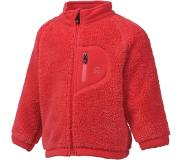 Inget (Storm) Fleecejacka Burma pile mini, Coral red, Color Kids