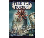 Fantasy Flight Games Eldritch Horror: Cities in Ruin (ENG)