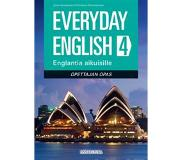 Book Everyday English 4 Opettajan opas