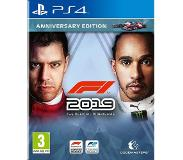 Codemasters F1 2019 Anniversary Edition (PS4)