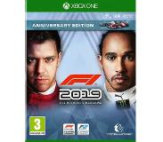 Codemasters F1 2019 Anniversary Edition (Xbox One)
