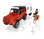 Dickie Toys Horse trailer set, Dickie Toys