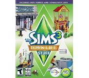 PC PC: The Sims 3: Town Life Stuff (latauskoodi)