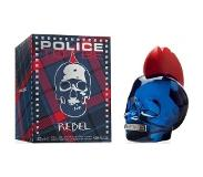 Police To Be Rebel, EdT 40ml