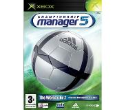 Microsoft Xbox: Championship Manager 5