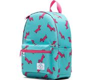 Parkland Edison children's backpack (Main colour: blue/pink)