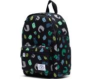 Parkland Edison children's backpack (Main colour: green/black)