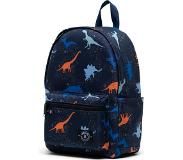 Parkland Edison children's backpack (Main colour: blue/orange)