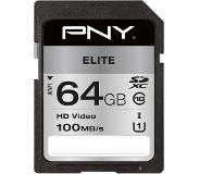 PNY SDXC High Elite 64GB Class 10