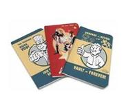 Book Fallout Pocket Notebook Collection (Set of 3)