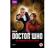 Dvd Doctor Who - Koko sarja 8 (DVD)