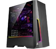 Antec DP501 - mid tower - ATX - Kotelot - Miditower - Musta