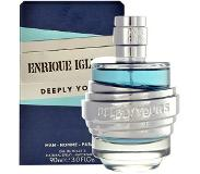 Enrique Iglesias Deeply Yours Man EDT miehelle 40 ml