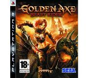Sega Games PlayStation 3 peli Golden Axe: Beast Rider