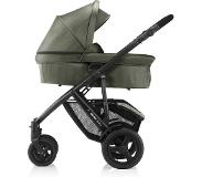 Britax SMILE II -rattaat, Olive Denim