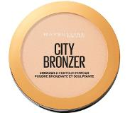 Maybelline City Bronze, 8g, Light cool