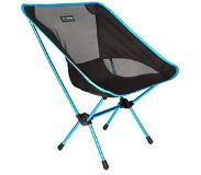 Helinox Chair One L Camping chair 4 jalkoja Musta