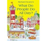 Book What Do People Do All Day?. 50th Anniversary Edition
