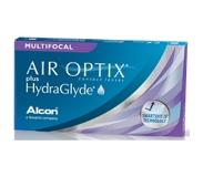 Alcon AIR OPTIX plus HydraGlyde Multifocal 6p