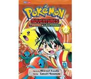 Book Pokemon Adventures (FireRed and LeafGreen), Vol. 2