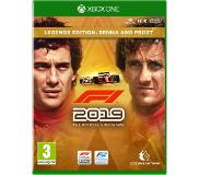Codemasters F1 2019 Legends Edition (Xbox One)