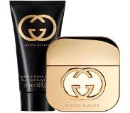 Gucci Guilty F Edt 30Ml And Body Lotion 50Ml