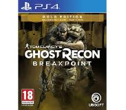 Ubisoft Tom Clancy's Ghost Recon Breakpoint Gold Edition (PS4)