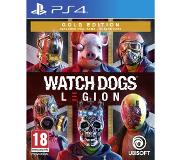 Playstation 4 Watch Dogs: Legion Gold Edition (PS4)