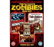 Dvd The Ultimate Zombies Boksi [DVD] (DVD)