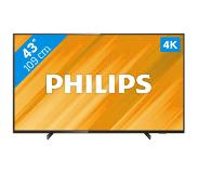 "Philips 43"" Ultra HD LED LCD Ambilight SAPHI smart televisio PHILIPS 43PUS6704/12"