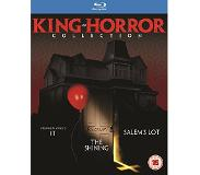 Warner UK King Of Horror Collection [2017] (Blu-ray)